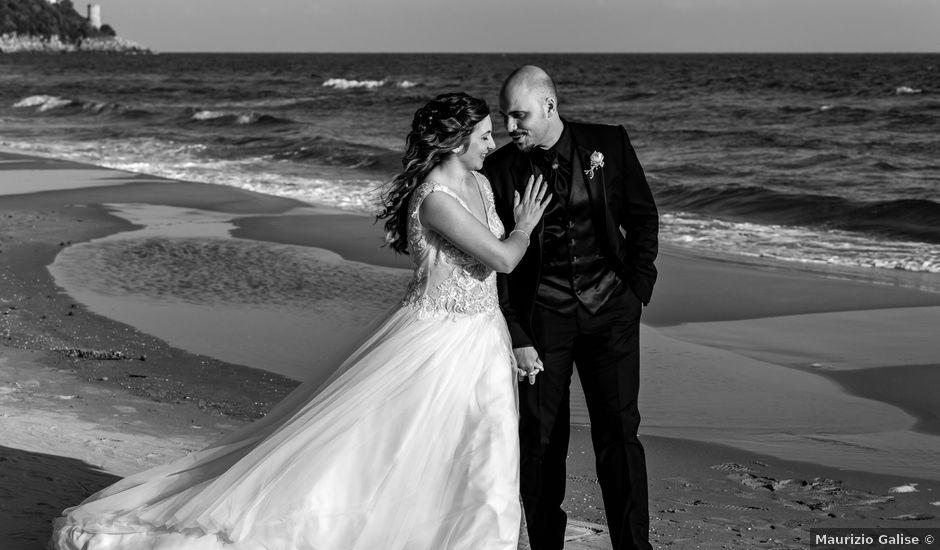 Il matrimonio di Debora e Gianluca a Gaeta, Latina