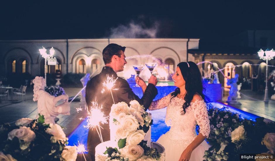 Il matrimonio di Matteo e Jurika a San Giorgio Bigarello, Mantova