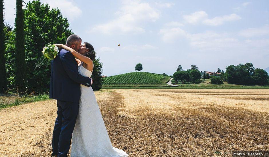 Il matrimonio di Edoardo e Giulia a Zanè, Vicenza