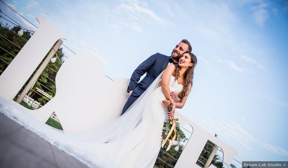 Il matrimonio di Fabio e Carlotta a Magnago, Milano