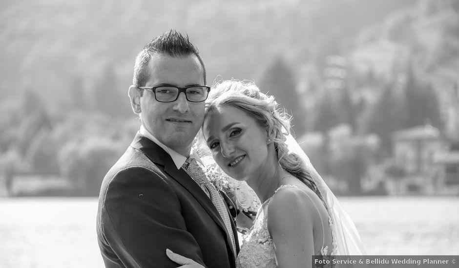 Il matrimonio di Daniele e Aurica a Monasterolo del Castello, Bergamo