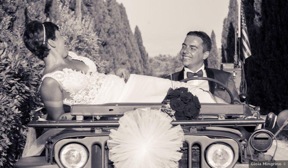 Il matrimonio di Luca e Valentina a Cerreto Guidi, Firenze