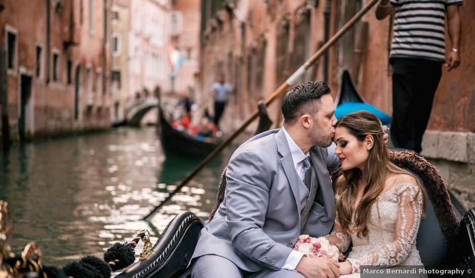 Il matrimonio di Julian e Melissa a Venezia, Venezia