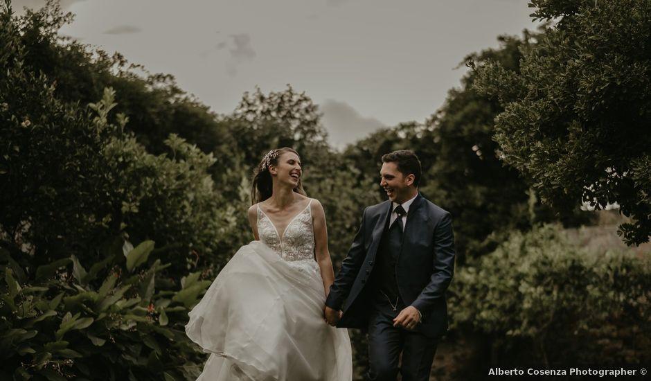 Il matrimonio di Antonino e Marine a Caronia, Messina