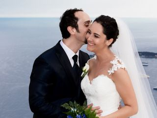 Le nozze di Serena e Leo