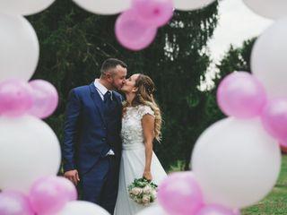 Le nozze di Zaira e Aldo