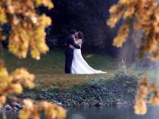 Le nozze di Serena e Fabrizio