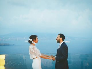 le nozze di Luisa e Santo 1
