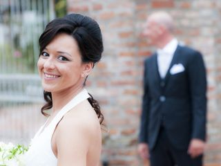 Le nozze di Elisa e Jody