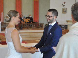 Le nozze di Veronica e Eric 1