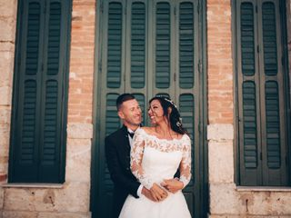 Le nozze di Barbara e Francesco 1