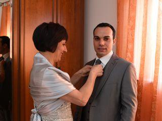 Le nozze di Lorena e Carlo 1