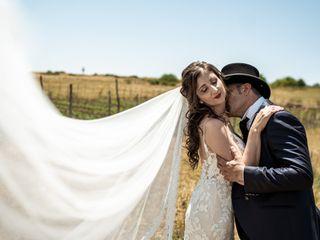 Le nozze di Tony e Claudia