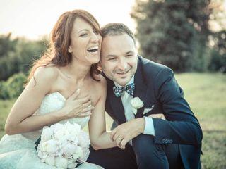 Le nozze di Anna e David