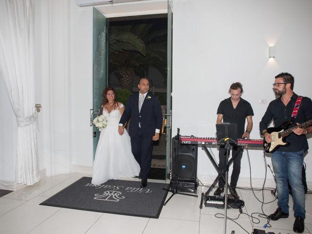Il matrimonio di Antonio e Marlene a Scafati, Salerno 62