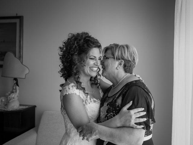 Il matrimonio di Antonio e Marlene a Scafati, Salerno 20