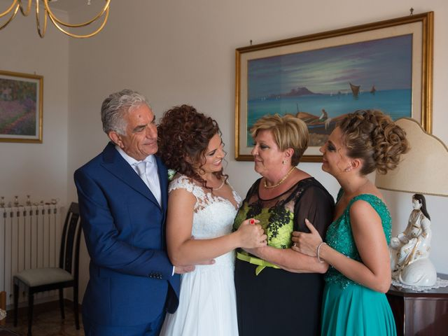 Il matrimonio di Antonio e Marlene a Scafati, Salerno 25