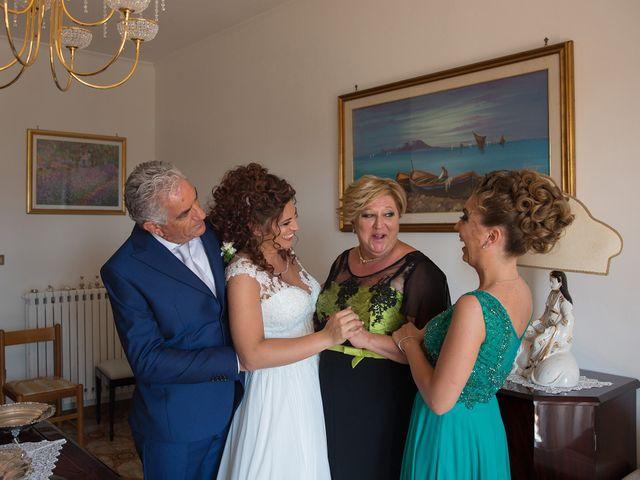 Il matrimonio di Antonio e Marlene a Scafati, Salerno 24