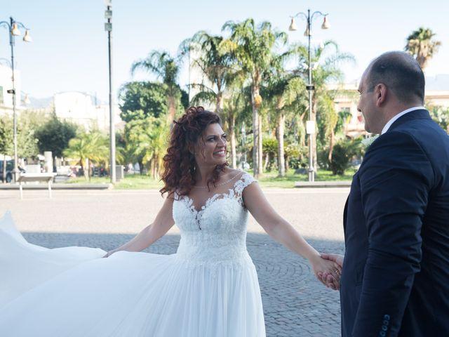 Il matrimonio di Antonio e Marlene a Scafati, Salerno 45