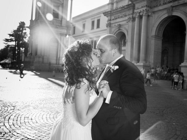 Il matrimonio di Antonio e Marlene a Scafati, Salerno 46