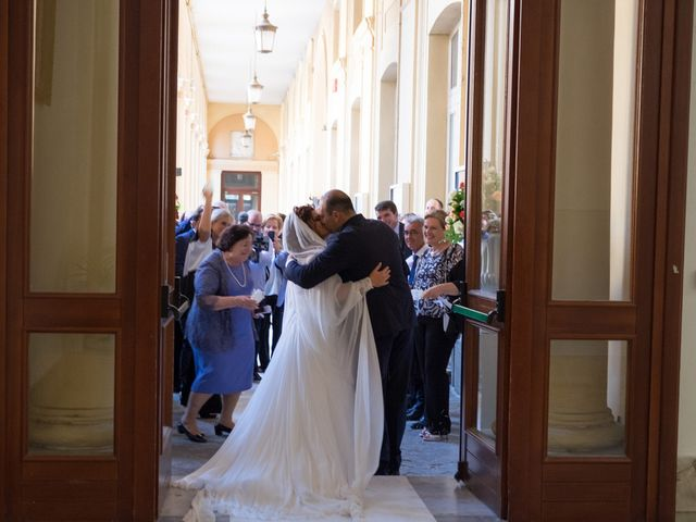 Il matrimonio di Antonio e Marlene a Scafati, Salerno 43