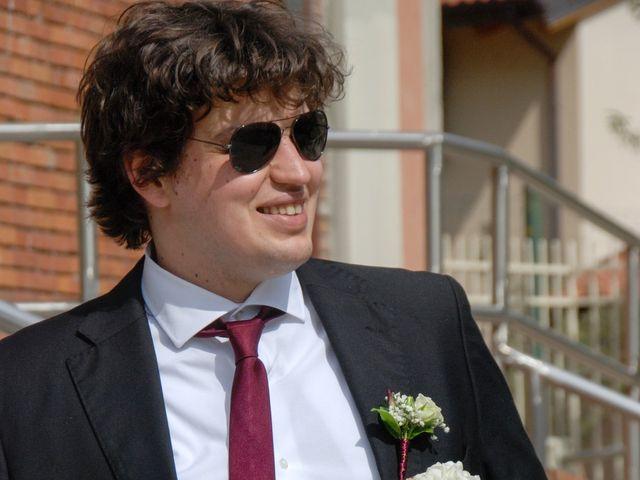 Il matrimonio di Emanuele e Chiara a Cavriana, Mantova 8