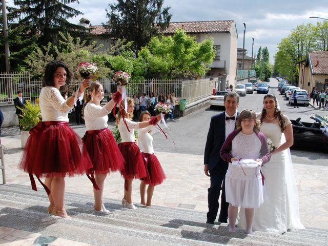 Il matrimonio di Emanuele e Chiara a Cavriana, Mantova 9