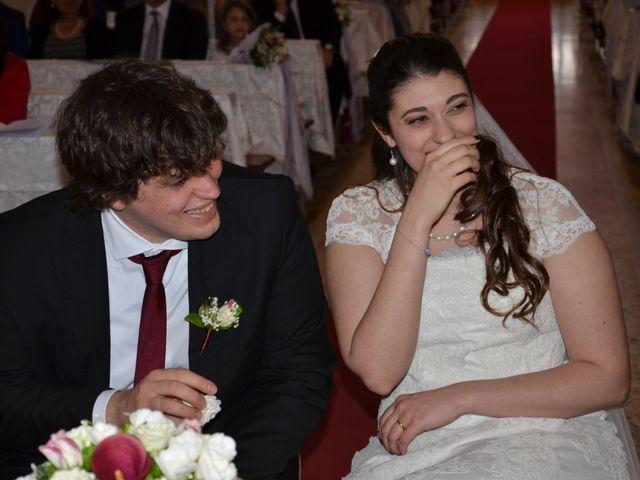 Il matrimonio di Emanuele e Chiara a Cavriana, Mantova 11