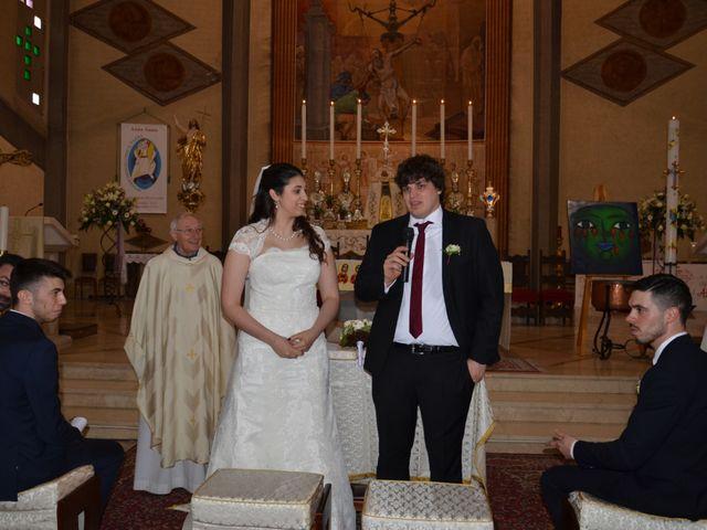 Il matrimonio di Emanuele e Chiara a Cavriana, Mantova 12