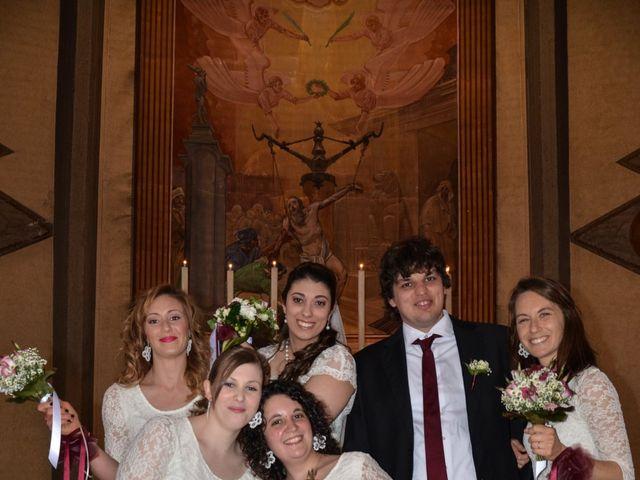 Il matrimonio di Emanuele e Chiara a Cavriana, Mantova 13