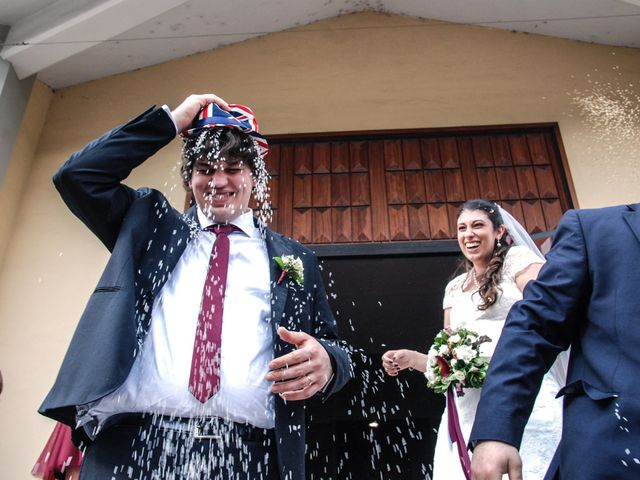 Il matrimonio di Emanuele e Chiara a Cavriana, Mantova 16