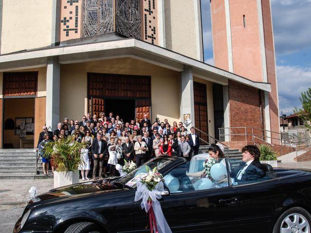 Il matrimonio di Emanuele e Chiara a Cavriana, Mantova 17