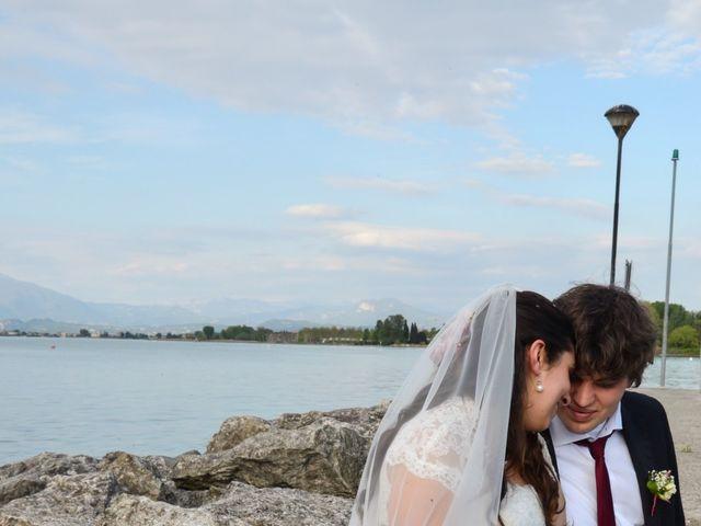 Il matrimonio di Emanuele e Chiara a Cavriana, Mantova 19