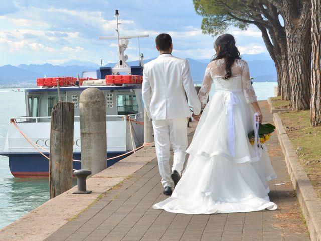 Il matrimonio di Gaetano e Antonella a Peschiera del Garda, Verona 17
