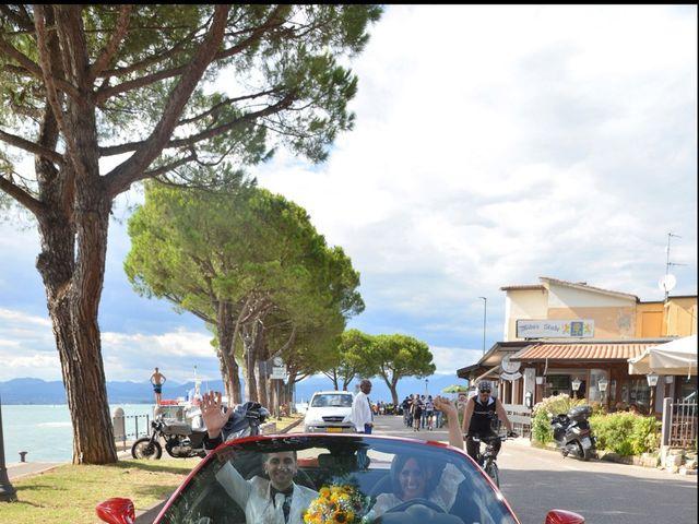 Il matrimonio di Gaetano e Antonella a Peschiera del Garda, Verona 20