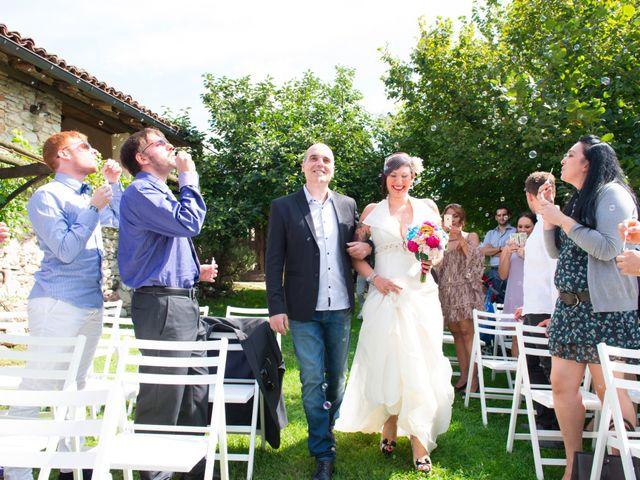 Il matrimonio di DANIELE e HILARY a Clivio, Varese 5