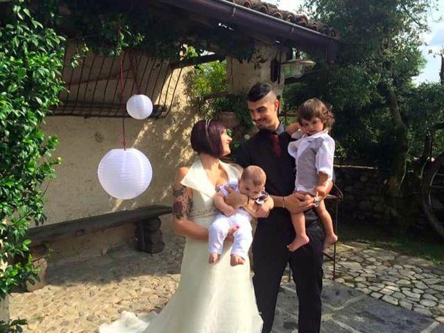 Il matrimonio di DANIELE e HILARY a Clivio, Varese 9
