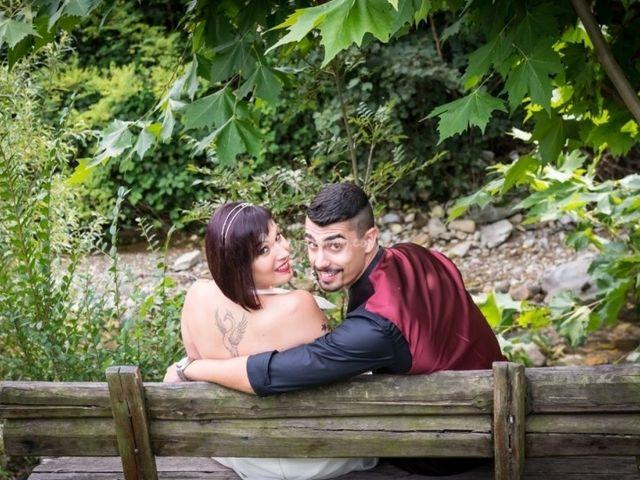 Il matrimonio di DANIELE e HILARY a Clivio, Varese 2