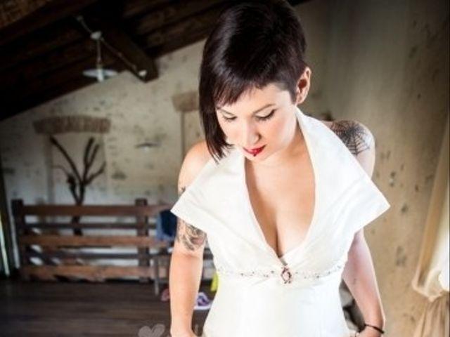 Il matrimonio di DANIELE e HILARY a Clivio, Varese 17