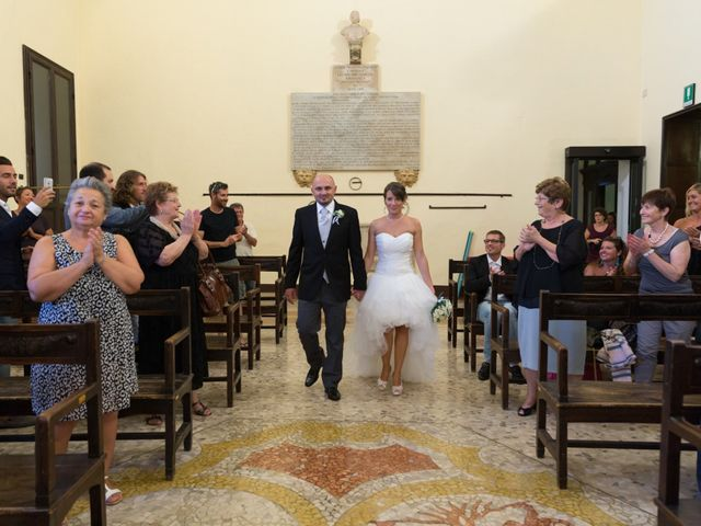 Il matrimonio di Christian e Elena a Ravenna, Ravenna 8