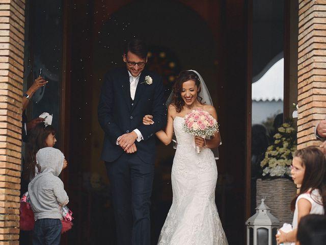 Il matrimonio di Flavio e Valentina a San Felice Circeo, Latina 15
