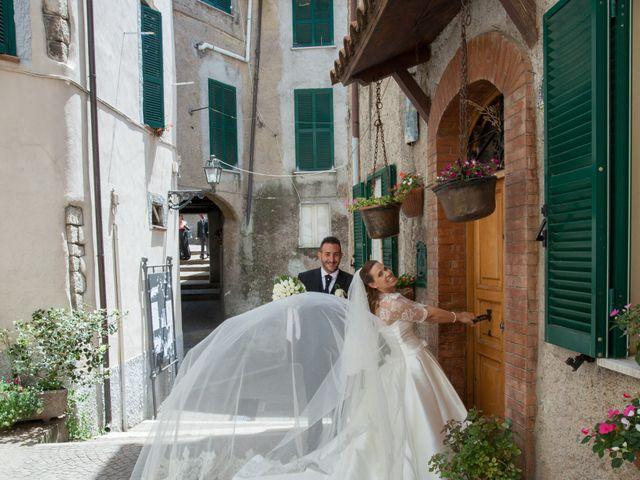 Il Matrimonio Romano Versione : Il matrimonio di gino e chiara a arcinazzo romano roma