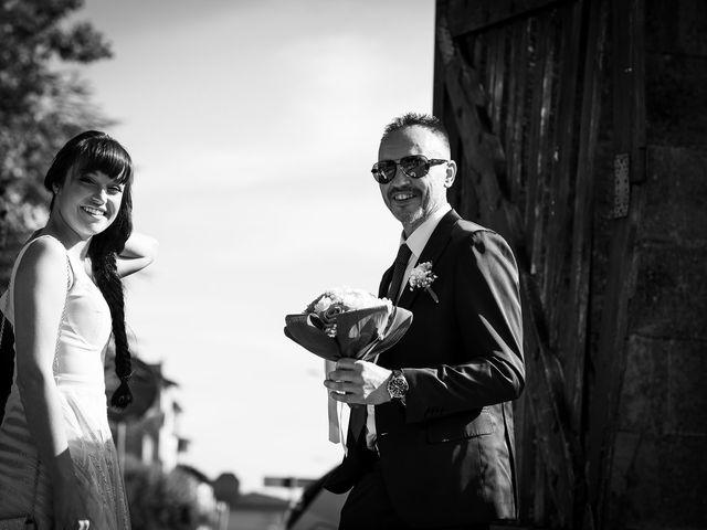 Il matrimonio di Pier Giorgio e Debora a Stia, Arezzo 6