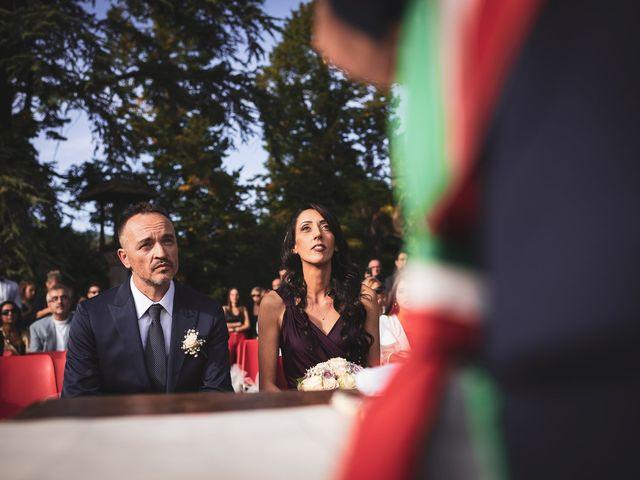Il matrimonio di Pier Giorgio e Debora a Stia, Arezzo 9