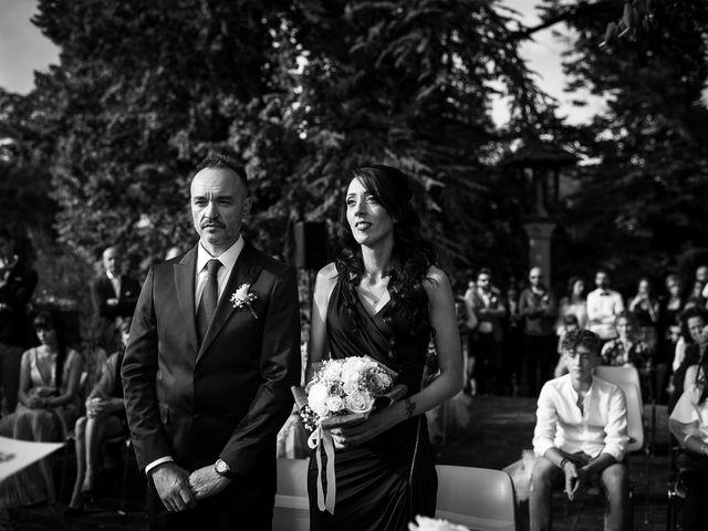 Il matrimonio di Pier Giorgio e Debora a Stia, Arezzo 12