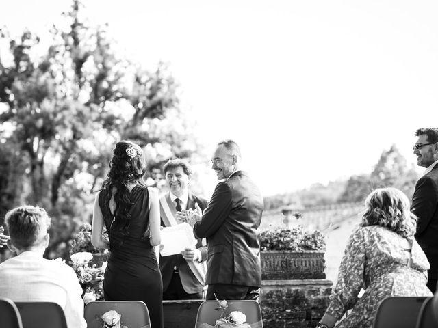 Il matrimonio di Pier Giorgio e Debora a Stia, Arezzo 13
