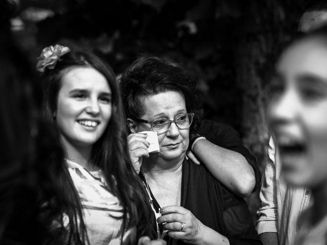 Il matrimonio di Pier Giorgio e Debora a Stia, Arezzo 14