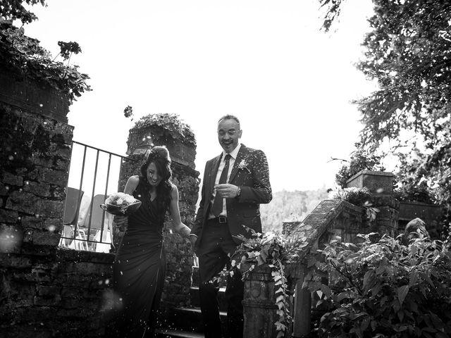 Il matrimonio di Pier Giorgio e Debora a Stia, Arezzo 15