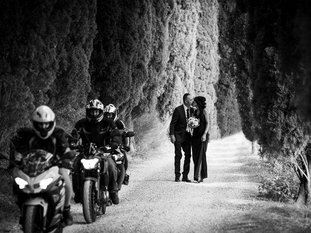 Il matrimonio di Pier Giorgio e Debora a Stia, Arezzo 1