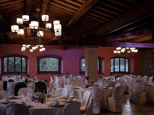 Il matrimonio di Pier Giorgio e Debora a Stia, Arezzo 18